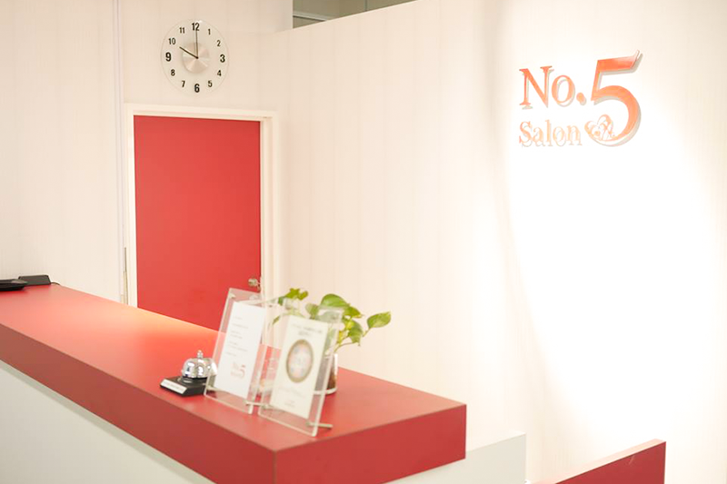 No.5 Salon(ナンバーファイブサロン)画像1